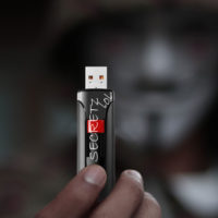 Hacker USB Drive