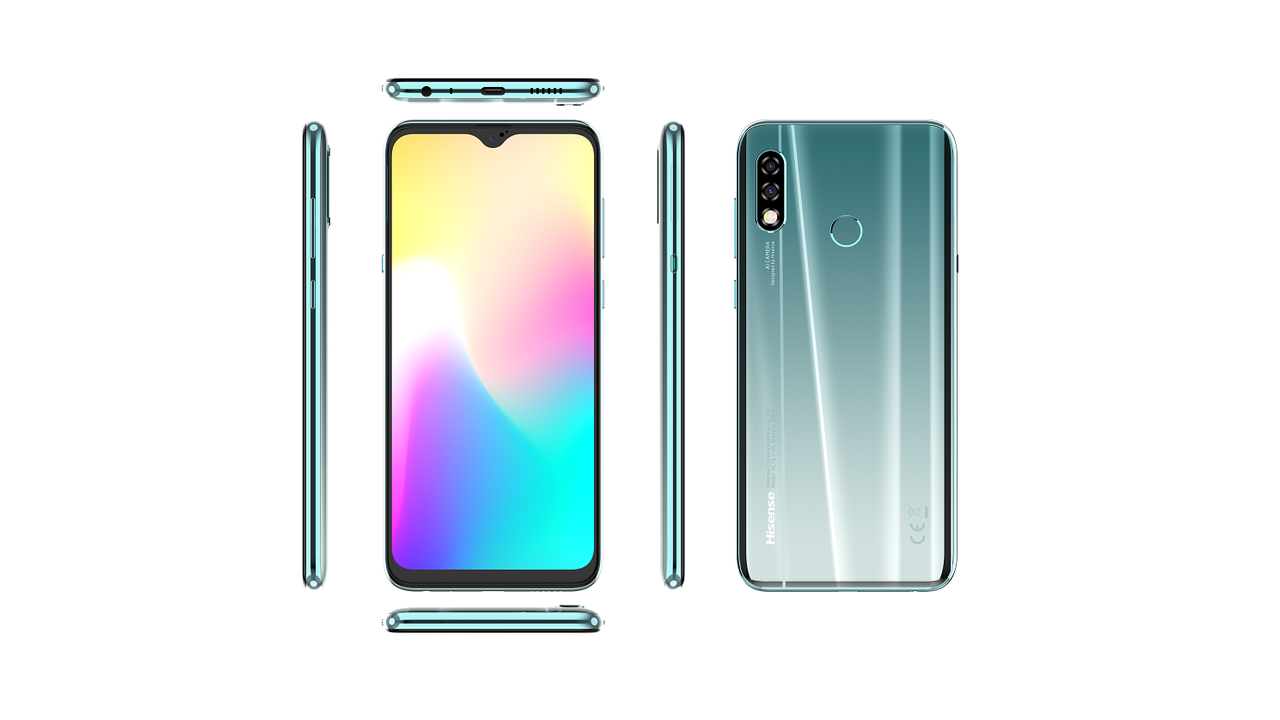 Hisense Infinity H30 smartphone review > NAG