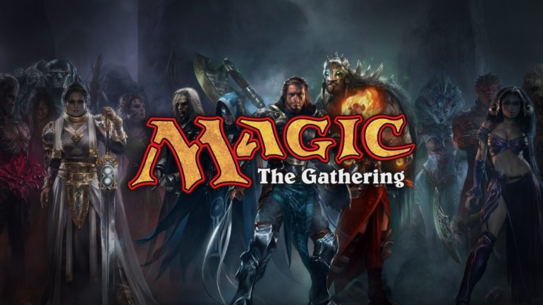 Magic The Gathering Netflix TV show