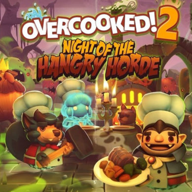 Overcooked 2: Night of the Hangry Horde
