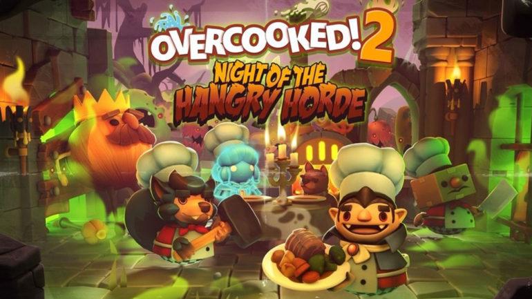 Overcooked 2: Night of the Hangry Horde