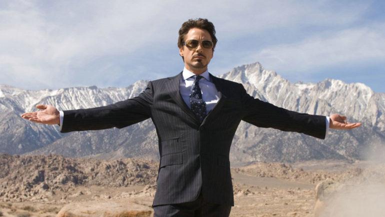 Robert Downey Jr. Iron Man