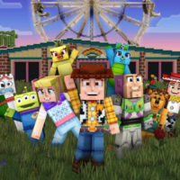 Toy Story Mash-Up Minecraft