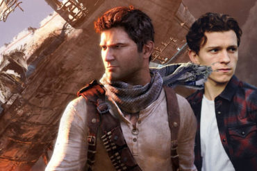 Uncharted Film stars Tom Holland