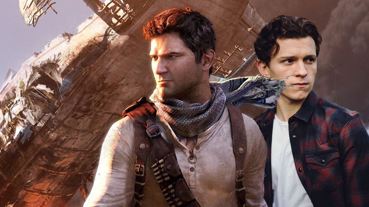 Uncharted Film Has Found Its Nathan Drake And It Isn T Nathan