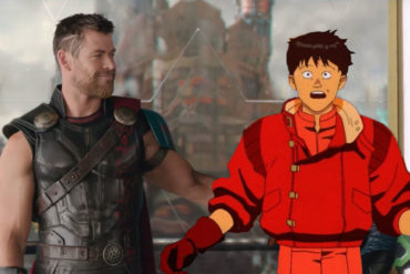 Live-action Akira delayed due to Thor 4