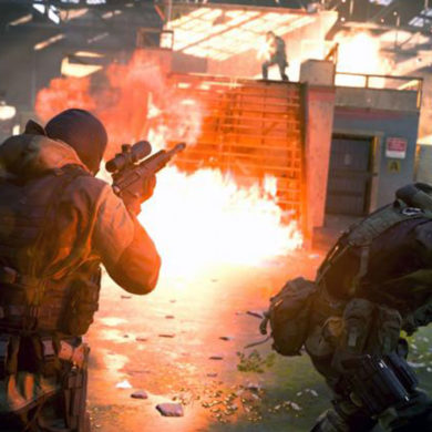 Call Of Duty: Modern Warfare Gunfight