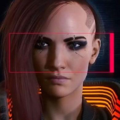 Cyberpunk 2077 Character Creator
