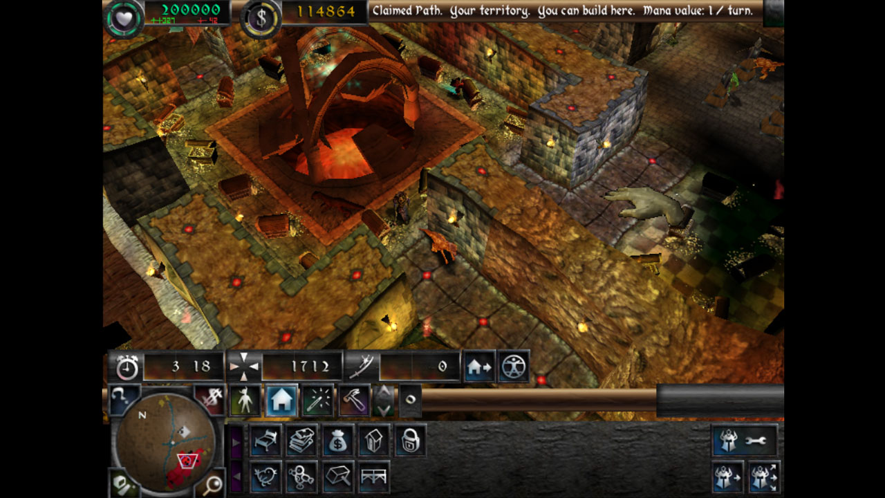 Dungeon Keeper 2 Screengrab