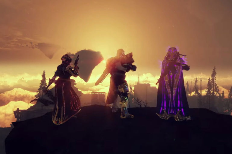 Destiny 2 Solstice of Heroes Event