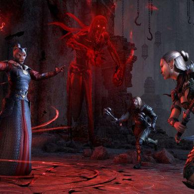 Elder Scrolls Online Moongrave Fane