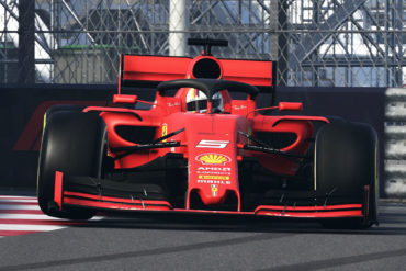 F1 2019 Intro Sequence