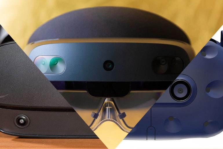 Hololens Vive Oculus Mashup