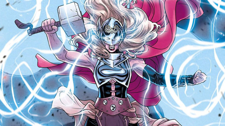 Mighty Thor Comic Character