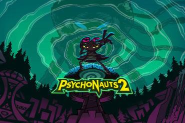 Psychonauts 2 Title