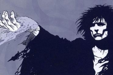 The Sandman Comic