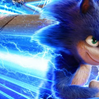 Sonic The Hedgehog Movie