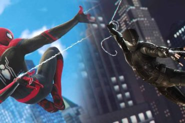 Spider-Man PS4 Far From Home Suits