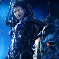 StarCraft II Kerrigan