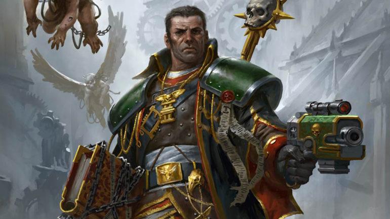 Warhammer 40k TV Series