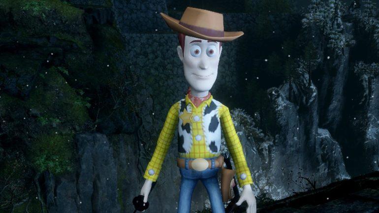 Woody Sekiro Mod