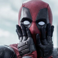 Deadpool Shocked