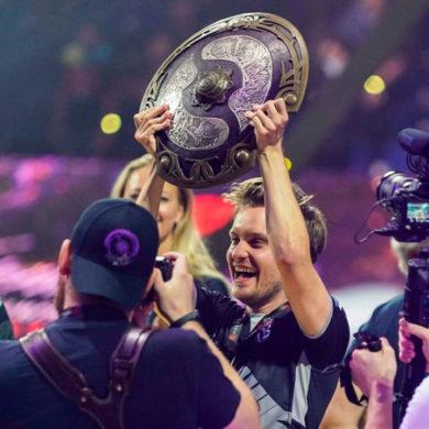 Dota 2 The International 2019 OG victory