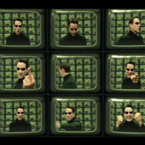Matrix Revolutions Screens