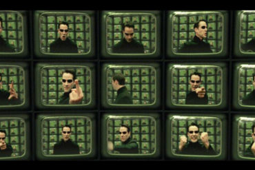 Matrix Revolutions Screens