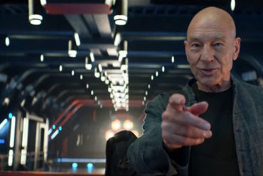 Star Trek: Picard Engage