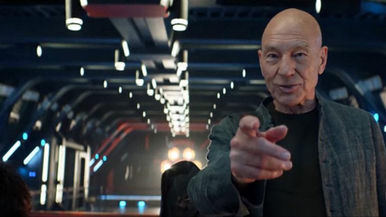 Star Trek: Picard Engage
