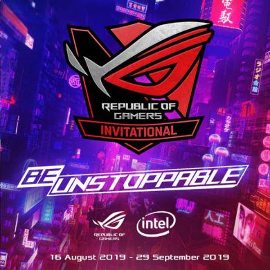 ROG Invitational 2019