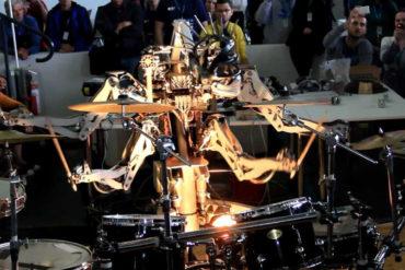Robot Drummer