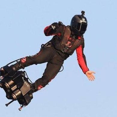 Zapata Green Goblin Flyboard