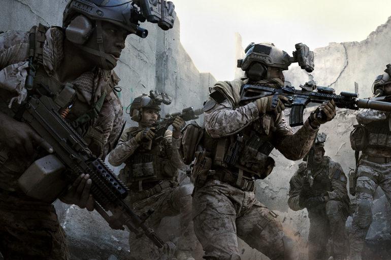 Call of Duty Modern Warfare Group
