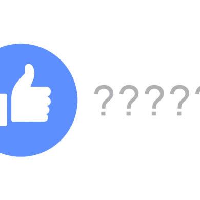 Facebook No Likes