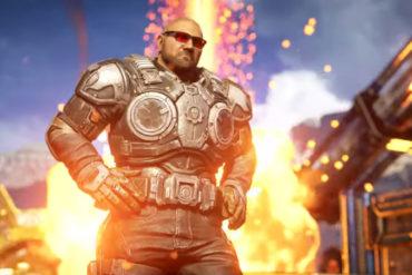 Gears 5 Batista Skin