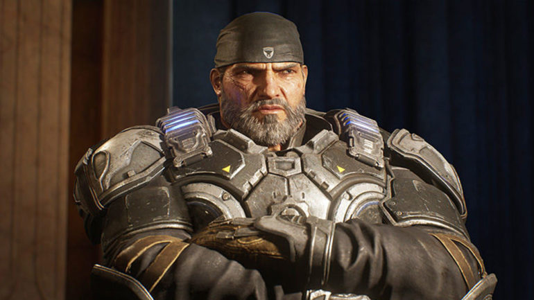 Gears 5 Surly Marcus