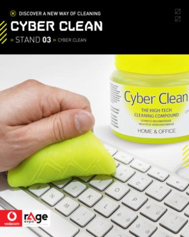 Vodacom rAge 2019 - Cyber Clean