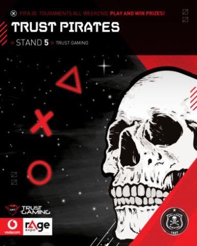Vodacom rAge 2019 - Trust Pirates