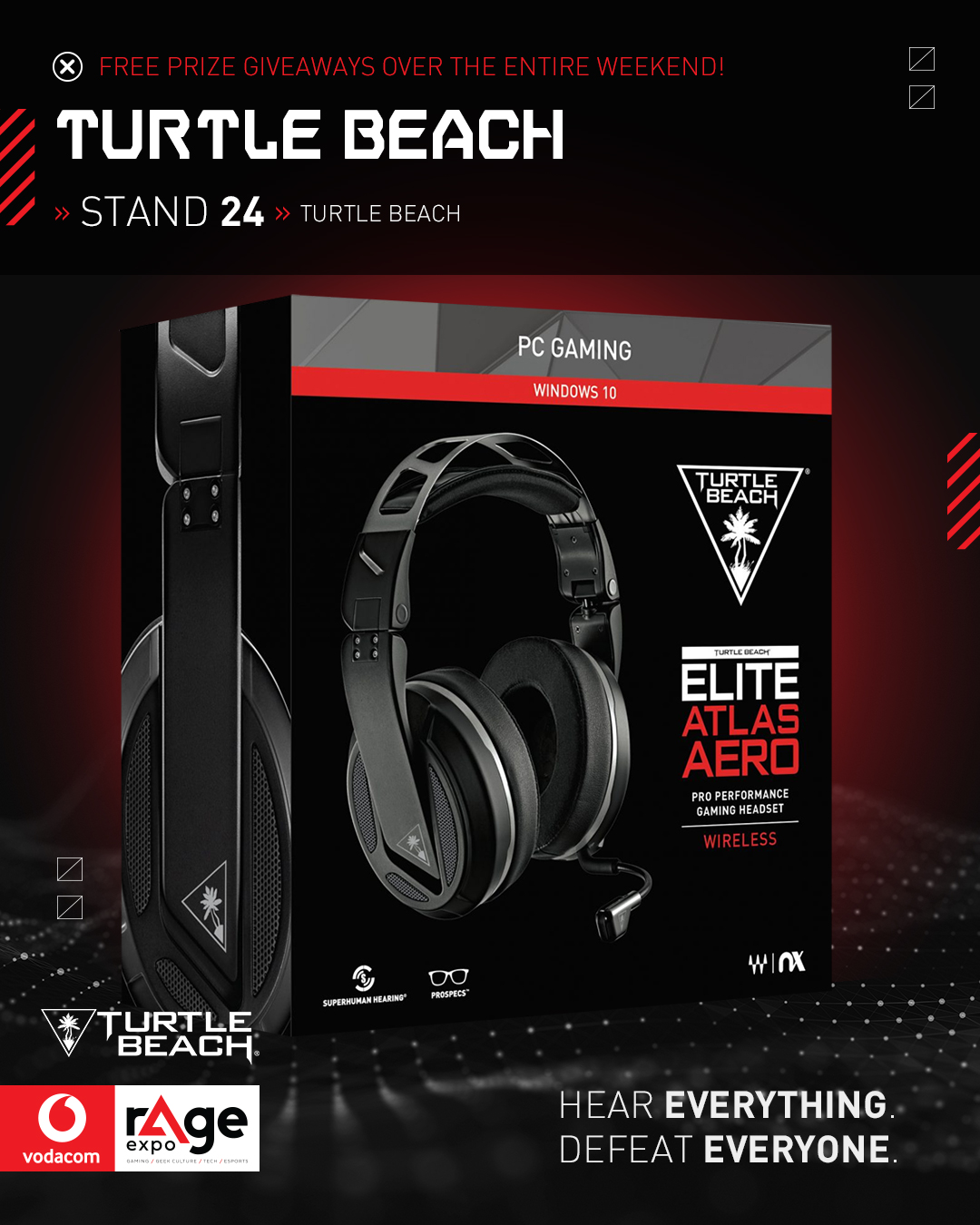 Vodacom rAge 2019 - Turtle Beach