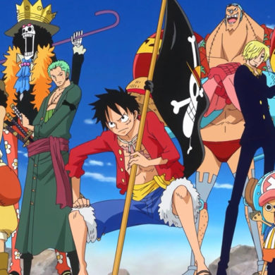 One Piece Straw Hats