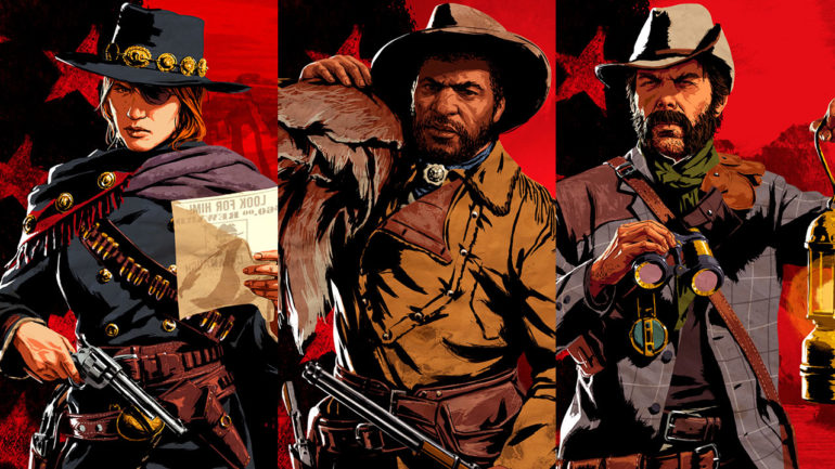 Red Dead Online Roles