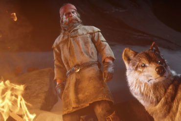 Red Dead Online Wolf Man Bounty