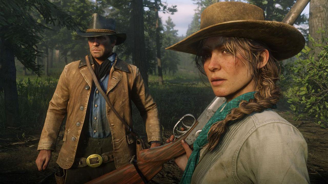 Red Dead Redemption Sadie Arthur