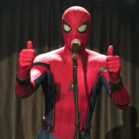 Spider-Man Thumbs Up