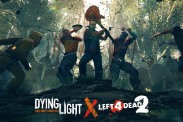 Dying Light Left 4 Dead 2 Crossover