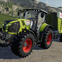 Farming Simulator 19 Another CLAAS Tractor