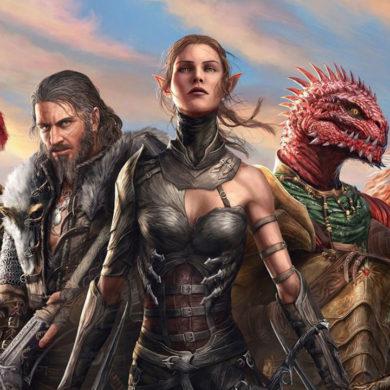 Divinity: Original Sin II Heroes