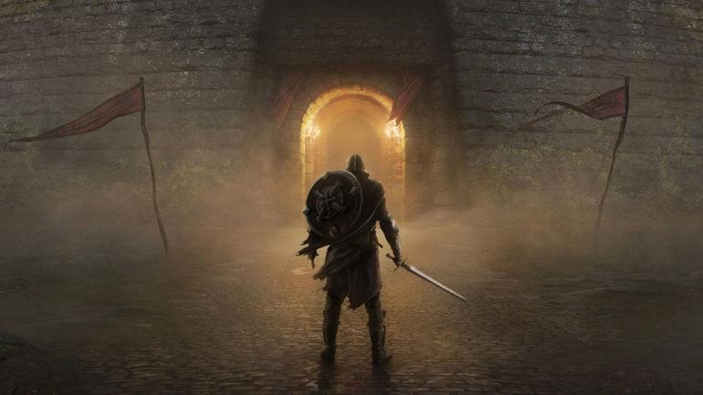 The Elder Scrolls: Blades Dungeon